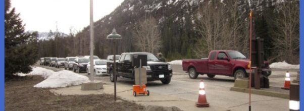 Yellowstone East Entrance Open; Progress on Plowing to South Entrance ...