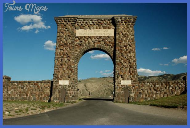 yellowstone south entranc 19 Yellowstone: SOUTH ENTRANC