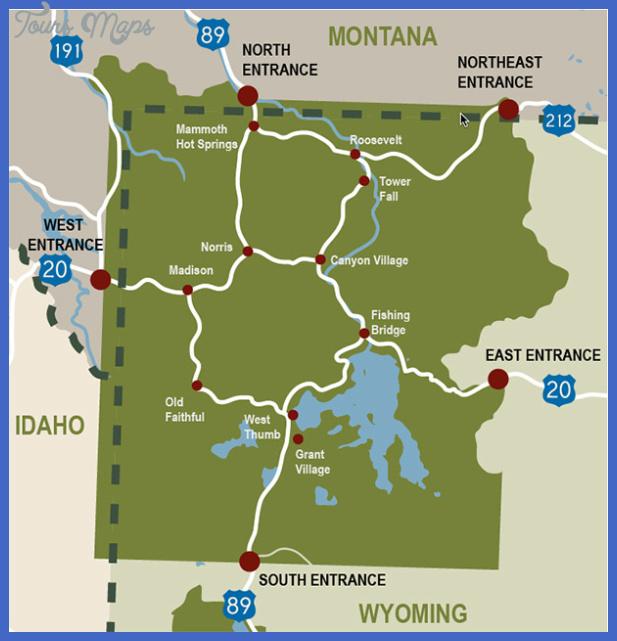 yellowstone south entranc 5 Yellowstone: SOUTH ENTRANC