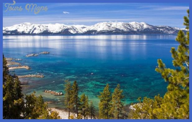 01 lake tahoe  214800 5 Best summer vacations
