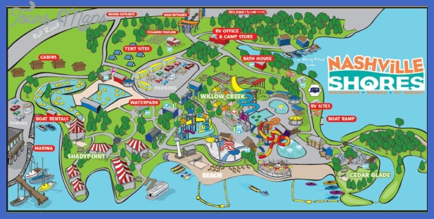 Cleveland Map Tourist Attractions ToursMapsCom – Cleveland Tourist Attractions Map