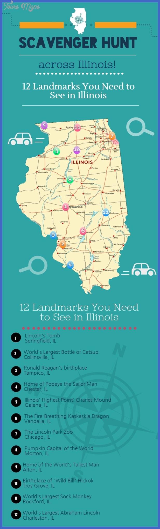 Madison Map Tourist Attractions ToursMapscom