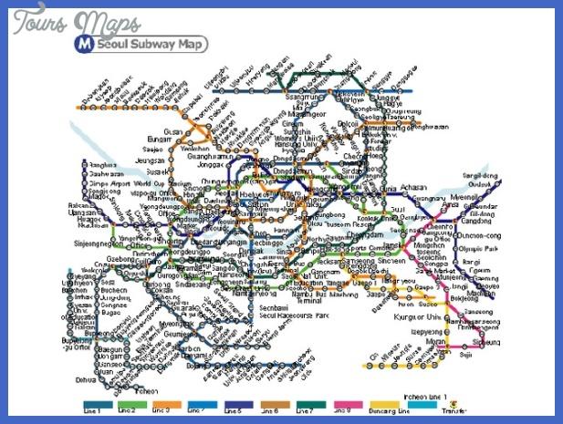 2159230 seoul subway map south korea Korea, South Subway Map
