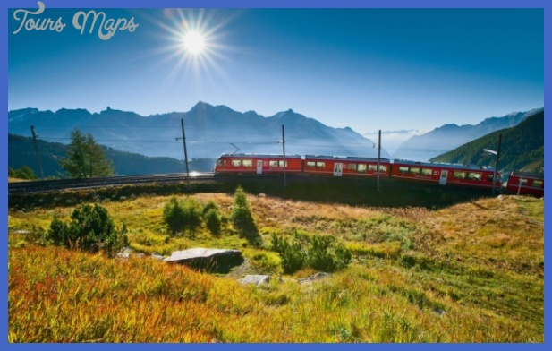 3 switzerland Best countries for solo travel