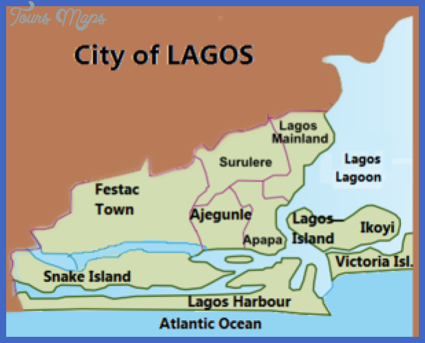 300px lagos map png Lagos Map