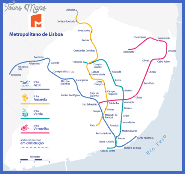 512px metro lisboa route map 28only with routes in operation29 Togo Metro Map