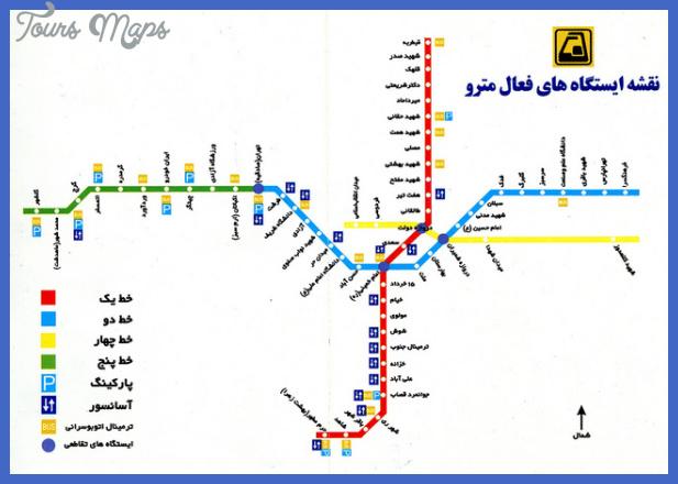 5450398305 9583db9307 z Iran Metro Map