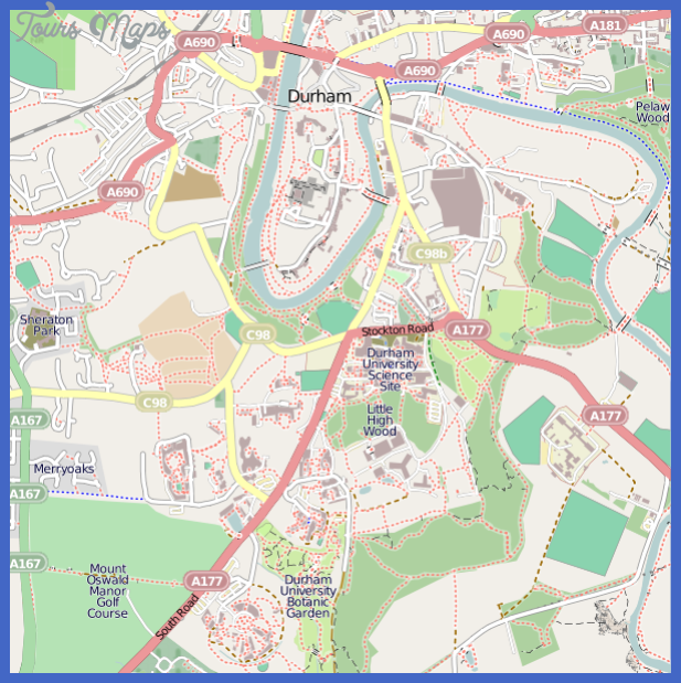 598px durham map small svg Durham Map