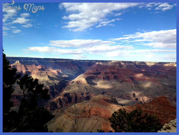 6 the grand canyon Best travel destinations US