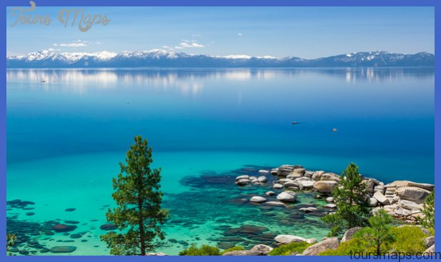 lake tahoe in winters