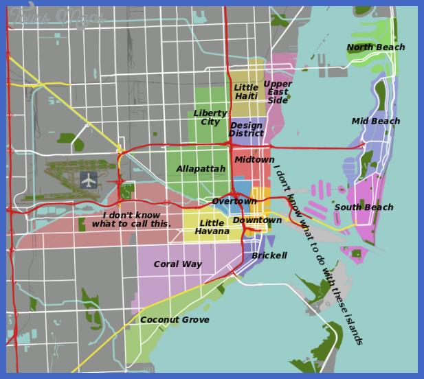 672px miami map svg Miami Map