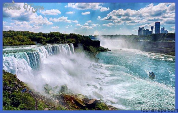 8 niagara falls 1 Best US travel destinations
