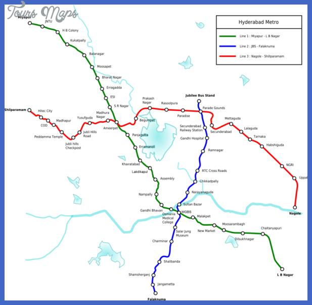 800 mapa metro hyderabad India Metro Map