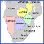 african quadripoint on map botswana namibia zambia zimbabwe 150x150 Zimbabwe Metro Map