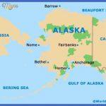 alaska ak state map 150x150 Anchorage municipality Map Tourist Attractions