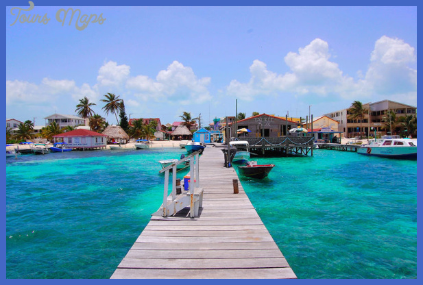ambergris caye Best country to visit in central america