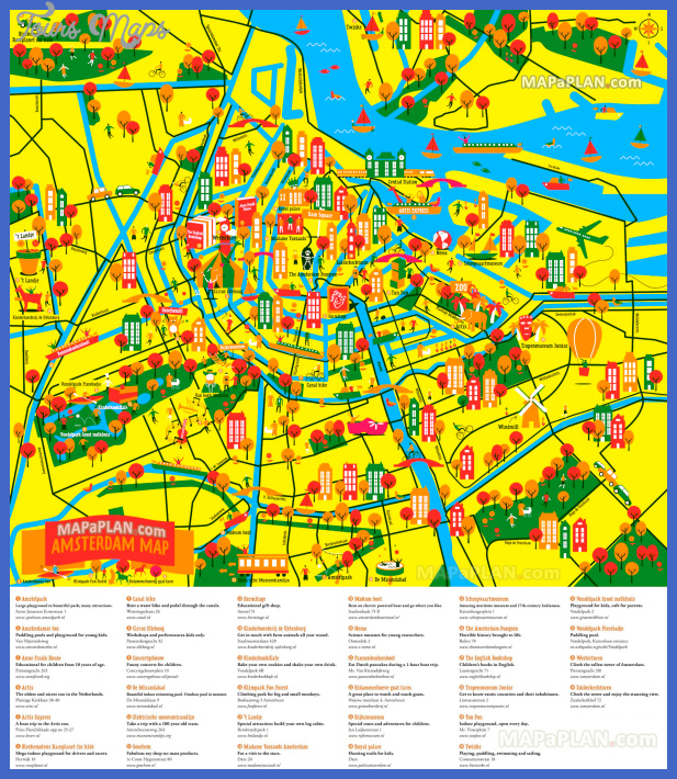 amsterdam top tourist attractions map 07 fun tourism things to do with family kids poster high resolution 1 Reno Map Tourist Attractions