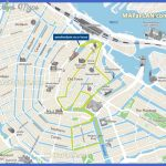 amsterdam top tourist attractions map 15 eco tours canal cruises water routes high resolution 150x150 Netherlands Map Tourist Attractions