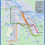 amsterdam top tourist attractions map 18 four metro lines 50 51 53 54 railway nederlandse spoorwegen high resolution 150x150 Netherlands Map Tourist Attractions