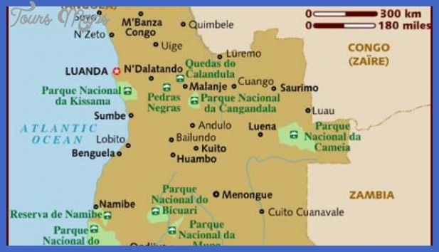 angola map 640x360 Angola Metro Map