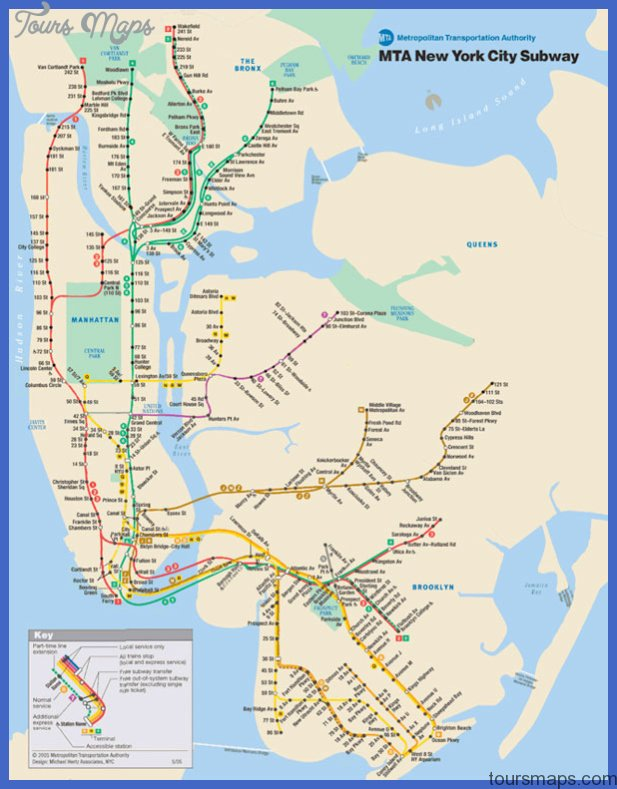 animated still subway Fremont Subway Map