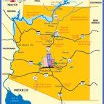 arizona map 150x150 Chandler Map Tourist Attractions