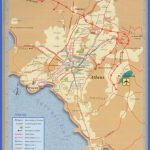 athens tourist map 2 150x150 Greece Map Tourist Attractions