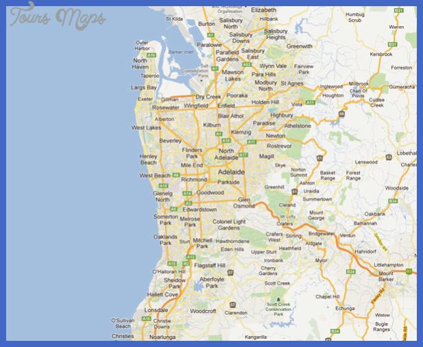 australia metro map  14 Australia Metro Map