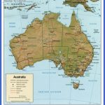 australia rel 1999 150x150 Australia Map