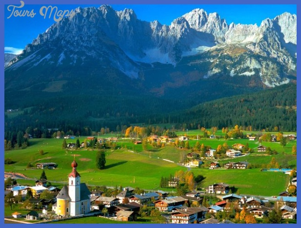 austria 2 Best european country to visit
