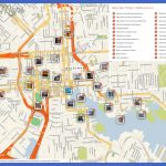 baltimore attractions map large 150x150 Baltimore Map