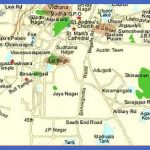 bangalore map2 150x150 Bangalore Map Tourist Attractions
