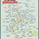 bangalore tourism map 150x150 Bangalore Map Tourist Attractions