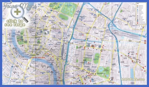 bangkok top tourist attractions map 11 what to do where to go what favourite sightseeing destinations travel hotspots to see 1 Riverside Map Tourist Attractions