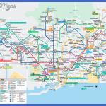 barcelona 150x150 Toronto Metro Map