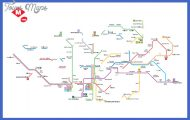 Barcelona metro map for wheelchair and pram accessibility
