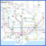 barcelona metro subway map 150x150 Barcelona Subway Map