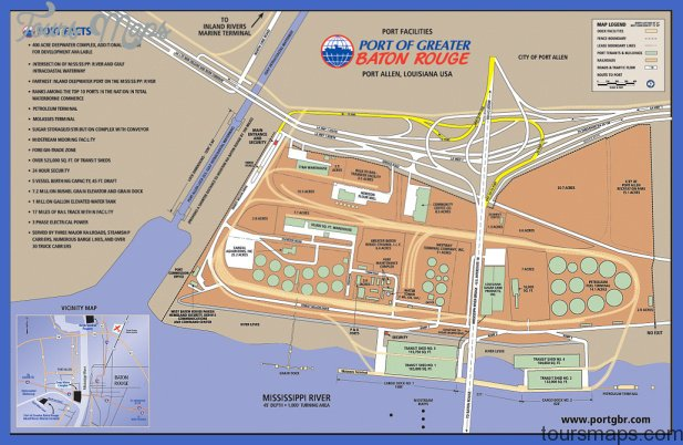 Baton Rouge Map Tourist Attractions  _0.jpg
