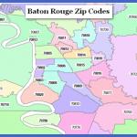 baton rouge zip codes 150x150 Baton Rouge Metro Map