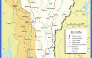 Map of Benin city, Hotels in Benin map, Printable map of Benin , Map ...