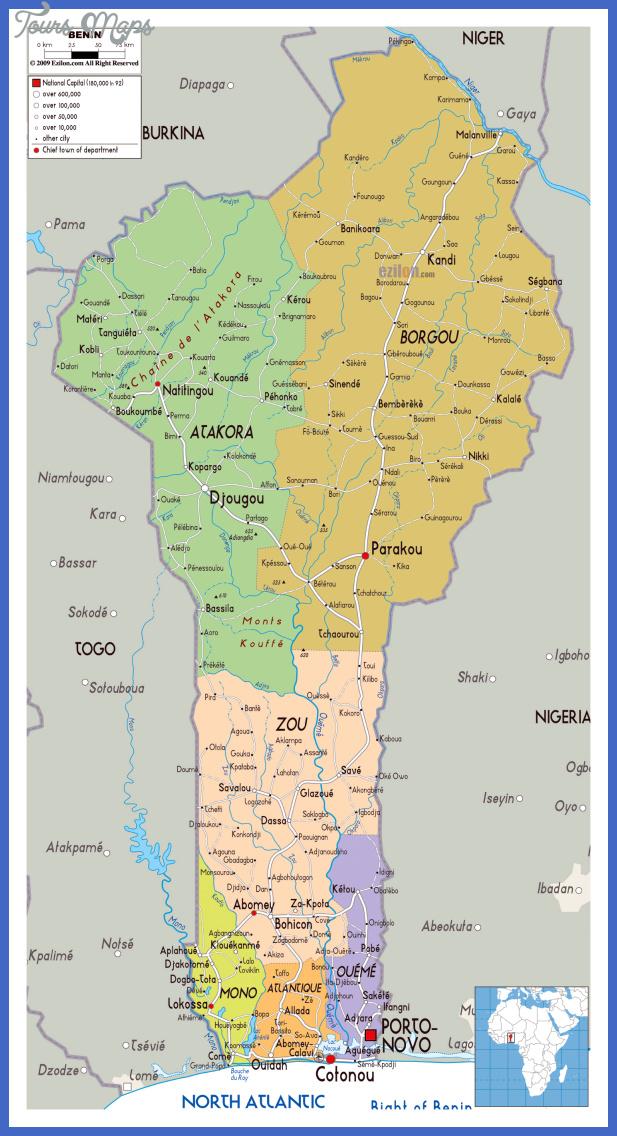 benin subway map 3 Benin Subway Map