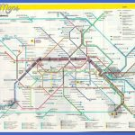 berlin subway map 150x150 Germany Subway Map