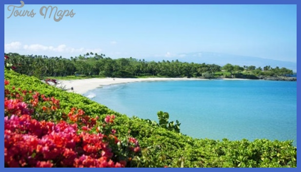 best beach destinations in the us kaunaoa bay hawaii 2 Best beach destinations in US