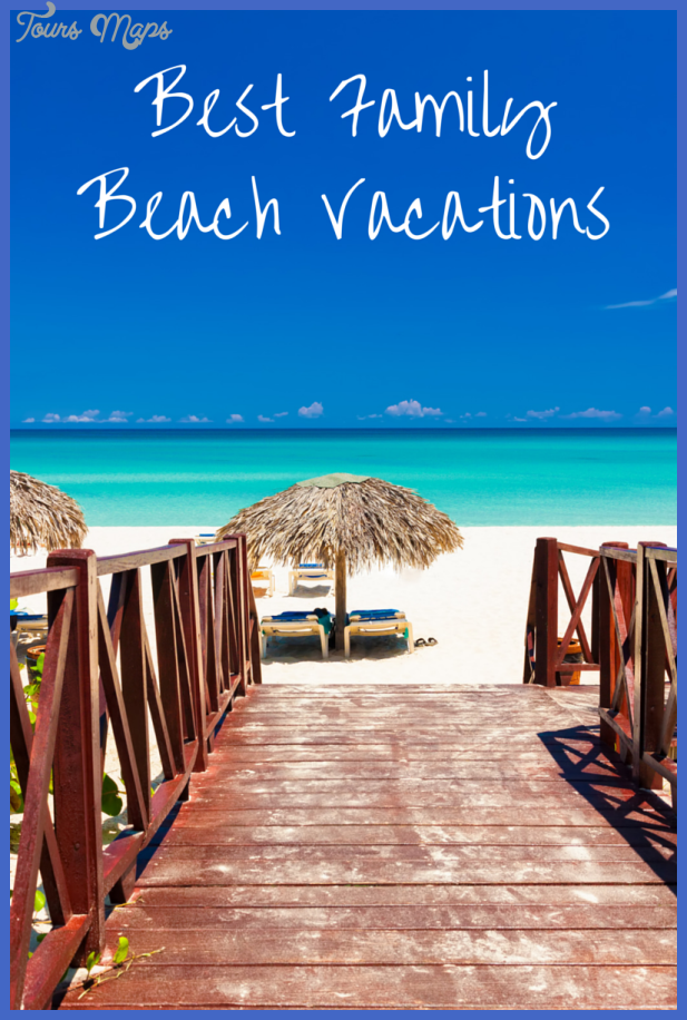 Best us family vacations 2016 for The best beach vacations