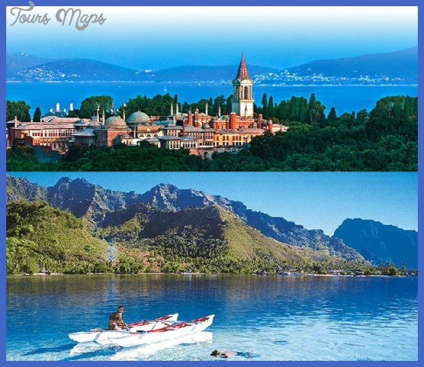 best vacation places in turkey1 1 Best vacation in US