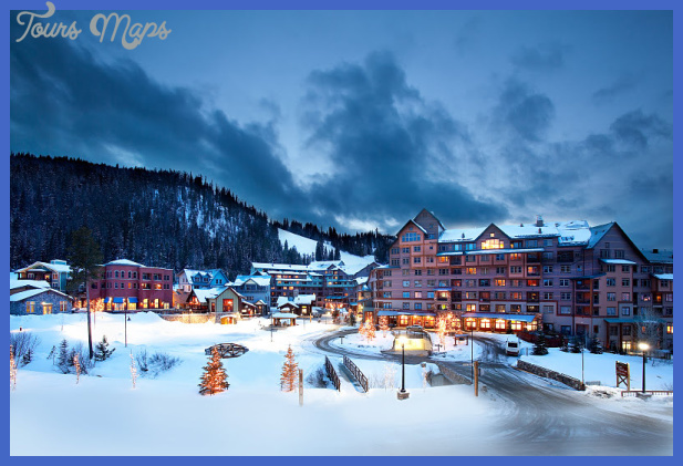 Best winter vacations us for Best winter weekend getaways