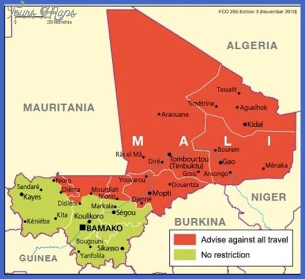 bfco mali map Mali Metro Map