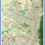 bogota bike map 1 150x150 Bogota Metro Map