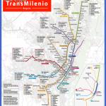 bogota metro map  1 150x150 Bogota Metro Map