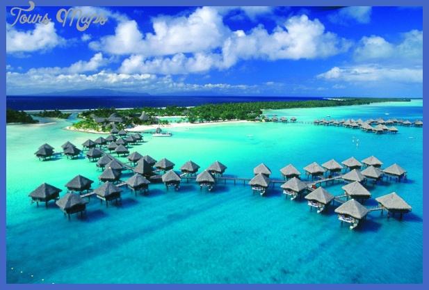 bora bora 3 Best vacation places in the US